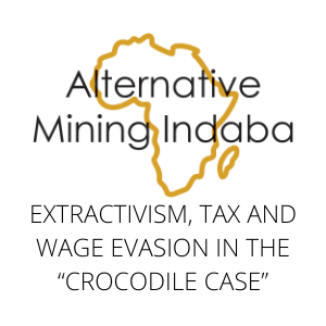 """Extractivism, Tax and Wage Evasion in the """"Crocodile Case"""""""