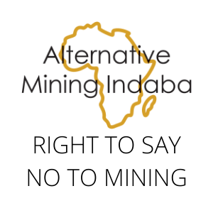 Right to say no to mining